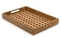 Fiona Teak Tray at Fresh