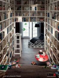 Bookshelf Porn: Photo