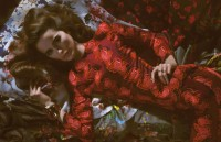 Loulou Robert In 'Bohemian Rhapsody' By Camilla Akrans For Vogue China July 2013 - 3 Sensual Fashion Editorials | Art Exhibits - Anne of Carversville Women's News