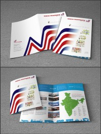 Nisha-Roadways-a3-brochure by ~gufranshaikh
