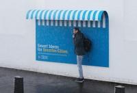 Creative Review - Ogilvy France crée des affiches utiles pour IBM