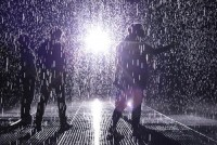 """Rain Room"" by rAndom International exhibition at MoMA - BOOOOOOOM! - CREATE * INSPIRE * COMMUNITY * ART * DESIGN * MUSIC * FILM * PHOTO * PROJECTS"