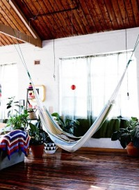 — There's nothing like a nap in a hammock. Whether...