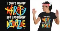 Score karate Vs Karazee | Threadless