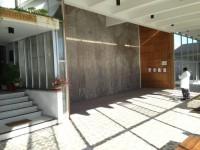 Centro de Estudios Nucleares de La Reina. Inaugurado en 1968.