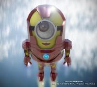 Iron Minion - 3DTotal Forums