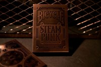Steampunk Playing Cards - The Dieline: The World's #1 Package Design Website -