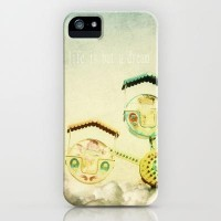 life is but a dream iPhone & iPod Case by pascal+ | Society6