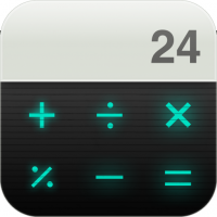 Calzy – The Smart Calculator | iOS Icon Gallery