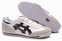 asics mexico 66 white black beige cheap shoes for men