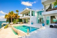 Villa Valentina: Beautiful and Luxury Residence in Miami Beach | Home with Design