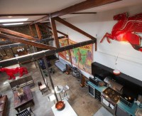 Rent This Gas Station Loft in New Orleans » Design You Trust – Design Blog and Community