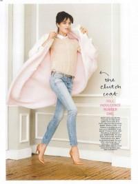 Lucky Magazine Barbara Fialho