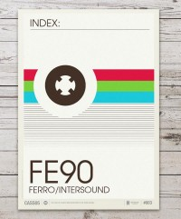 Cassette Label Prints by Neil Stevens | inspirationfeed.com