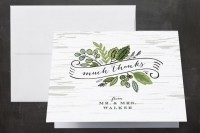 Birch Bark Woods Wedding Invitations by Alethea an... | Minted