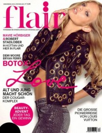 Flair Austria May 2010 Cover | Erin Heatherton | Fashion Gone Rogue: The Latest in Editorials and Campaigns