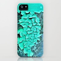 aqua paint iPhone & iPod Case by Sylvia Cook Photography | Society6