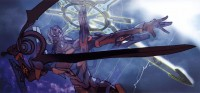 Download Neon Genesis Evangelion: Unit 02 Anima (3539x1639) - Minitokyo