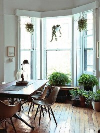 Design Inspiration: Making the Most of a Bay Window | Apartment Therapy