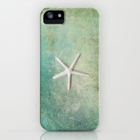 single starfish iPhone & iPod Case by Sylvia Cook Photography | Society6