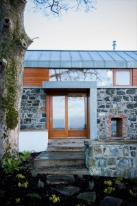 Modern Cozy Home Renewed from Stone Barn by McGarry-Moon Architects | Kerala Home Designs 2013