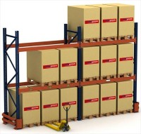 Pallet Racking Suffice for Business Needs | Pallet Furniture DIY