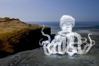 It's Complicated | Darren Pearson  (light painting animation) ...