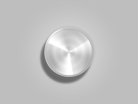 One Layer Style - Stereo Knob by Matthew Reilly
