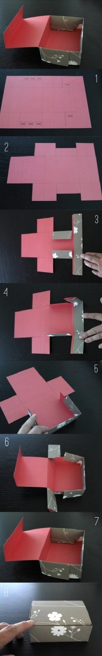 DIY Simple Gift Box DIY Projects | UsefulDIY.com
