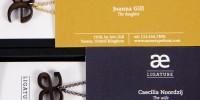 Student Spotlight: æ - Honoring The Forgotten Women of TypeHistory - The Dieline: The World's #1 Package Design Website -