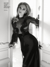 Scarlett Johansson By Mark Seliger Launches Vanity Fair France As 'Une Américaine A Paris' - 3 Sensual Fashion Editorials | Art Exhibits - Anne of Carversville Women's News