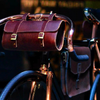Fancy - Jefferson Handlebar Bag by Detroit Cargo