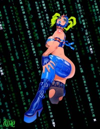 Cyber Girl by Don_Tello - CGHUB