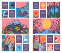 It's Nice That : Illustration: Rob Hunter's second book, Map Of Days, is a stunning work of graphic fiction
