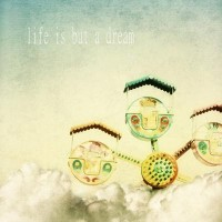 life is but a dream Art Print by pascal+ | Society6