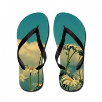 Summertime Flip Flops Original Photograpy by RDelean by RDelean