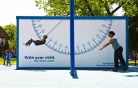 Creative Campaign That Gets Parents Involved | 1 Design Per Day