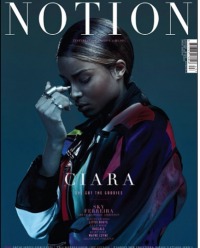 Cover Collection: Luke James On 'SFPL', Ciara on 'Notion', and Alicia Keys On 'Elle' Magazine | ..::That Grape Juice // ThatGrapeJuice.net::.. || Thirsty?