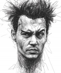 fer1972: Faces by Vince Low | SerialThriller™