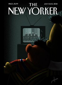The New Yorker - Coverjunkie.com