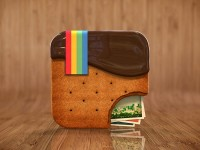 Grambacker: Instagram Backup App Icon by Jivaldi