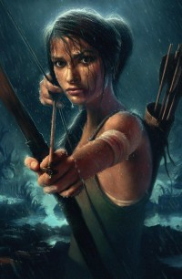 Lara Croft Reborn Contest Entry by ~mickehill