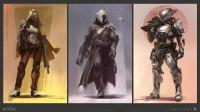 Destiny: Guardians by DeMita - CGHUB