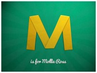 M is for Mollie Ross by Mike Ivanchyshyn