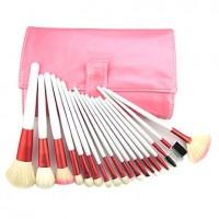 18PCS Special Makeup Brush with Free Case - makeupsuperdeal.com