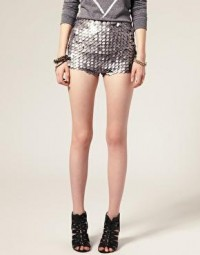 ASOS | ASOS Sequin Knicker Short at ASOS
