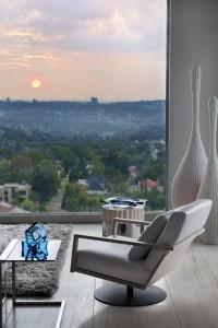 Sandhurst Towers by SAOTA and OKHA Interiors   Interior Design and Architecture
