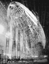 Airships USS Akron and USS Macon | Flying Aircraft Carriers of the US Navy