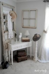 Rustic Romantic Master Bedroom - Bedroom Designs - Decorating Ideas - HGTV Rate My Space