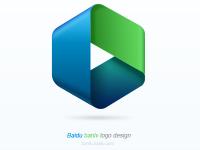 Baidu Banlv Logo by Paco